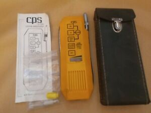 CPS L-790a Leak-Seeker HVAC Refrigerant Detector (Power tested only)