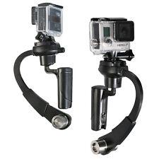 Black Mini Handheld Camera Stabilizer Video Steadicam Gimbal For GoPro Hero 3+ 4