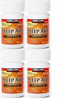 384 Tablets Kirkland Signature Sleep Aid Doxylamine Succinate 25 Mg