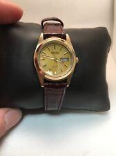 Seiko Women's SUT120 Analog Display Japanese Quartz Brown Watch-R3