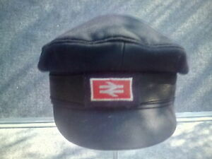 British Rail Hat/Cap With Embroidered Badge.