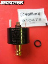 Vaillant Drucksensor 712087 VC VCW 104 194 204 254 244 105 195 126 196 246 VSC