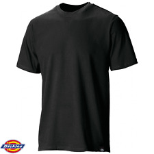 Dickies Short Sleeve Cotton T-Shirt - Workwear Small - 3XL SH34225 8 Colours!