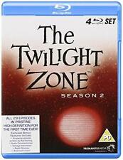 THE TWILIGHT ZONE - COMPLETE SEASON 2 [BLU-RAY] 1G - NEW & SEALED