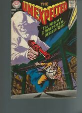 Tales of the Unexpected #105 FN- 5.5 1st Issue of Series 12 cent cover