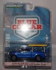 Coches, camiones y furgonetas de automodelismo y aeromodelismo Greenlight color principal azul Ford