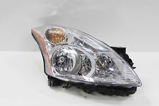 L70615 2010-2012 Nissan Altima Headlight HALOGEN Passenger Side SEDAN OEM