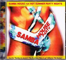 CD Samba House Party - For Hot Summer Party Nights - More Music Recordings