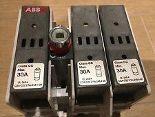 ABB OSCK30B6-150 3P SW 30A CC FUSE KIT