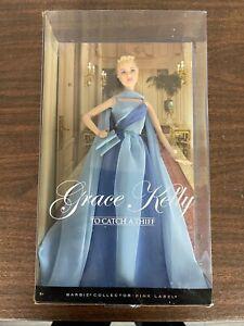 2011 Barbie Grace Kelly To Catch A Thief Pink Label Mattel T7903 NIB
