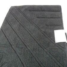 Project 62 Nate Berkus Geo Stripe Bath Rug Mat 34 x 20 inch Galaxy Black NEW