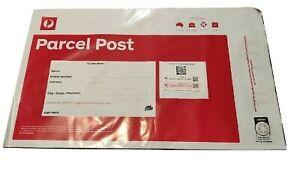 10 x Australia Post Prepaid Satchels Small size 5kgs New with QR code