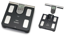 Omron BF508 Body Composition and Fat Monitor Bathroom Scale - Black