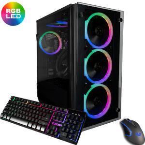CUK Stratos Micro Gaming Desktop PC - i9 9900K, 32GB, 1TB SSD, 1TB HDD, 2080 Ti
