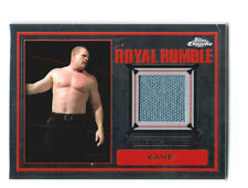 WWE Kane 2014 Topps Chrome Event Used Royal Rumble Mat Relic Card DWC1