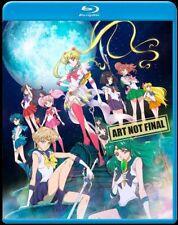 Sailor Moon - Crystal : Set 3 : Eps 27-39 (Blu-ray, 2018, 4-Disc Set)