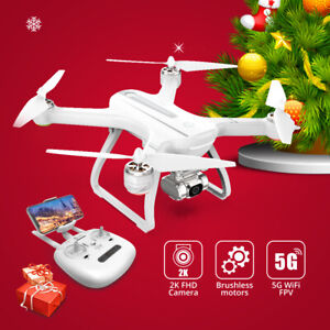 Holy Stone HS700D FPV RC Drone with 5G 2K HD Camera RC Quadcopter GPS Auto Home