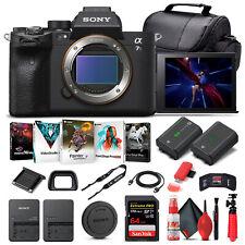 Sony Alpha a7S III Mirrorless Camera Body Only ILCE7SM3/B - Basic Bundle