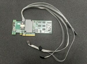 LSI Mega RAID SAS 9260-4i RAID Card