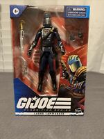 "GI JOE Classified Series - COBRA COMMANDER 6"" Figure - In Hand"