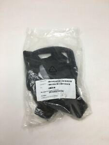 Zebra Waist Strap Kit, QLn420, Black
