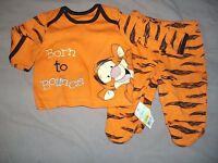 pyjama coton neuf etiqueté bebe tigrou taille naissance disney