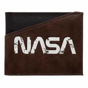 NASA Logo Bifold Wallet