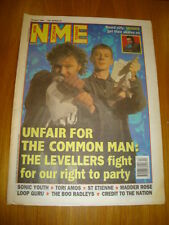 NME 1994 APR 30 LEVELLERS SONIS YOUTH SENSOR