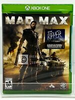 Mad Max - Xbox One - Brand New | Factory Sealed