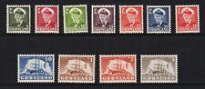 Greenland - 1950 set, mint, cat. $ 124.90