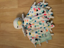 Oh Joy Target Swan Bird Baby Lovey Security Blanket Confetti Stripes Nursery