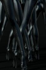 Impresionante Sexy fetiche de látex Botas De Lona Imagen #894 Arte Erótico Colgante De Pared A1