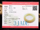 Jade Certificate of Authenticity from Gem Appraisal Center of Peking University