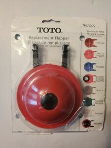 Toto THU500S Replacement Flapper for Select 3 in. Flush Valve Tanks