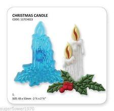 Jem Christmas Candle Sugarcraft Cutter Christmas Cake NEXT DAY DESPATCH