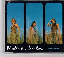 (FK391) Made In London, Dirty Water - 2000 CD