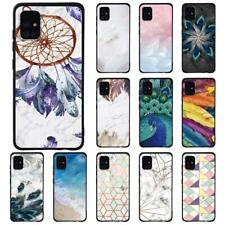 Feather Signs Phone Case Cover For Samsung Galaxy A10 A20E A30S A40 A50 A70 A71