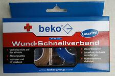 Beko Care-Line Wund-Schnellverband Wundverband Pflaster Wundpflaster