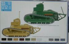 RPM modelli 1/72 American Signal TANK MODEL KIT