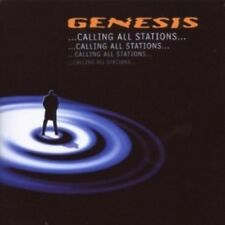 GENESIS - CALLING ALL STATIONS-REMASTER  CD  11 TRACKS INTERNATIONAL POP  NEU