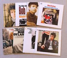BOB DYLAN - L'EXPLOSION ROCK 61 - 66 / COFFRET 7 CD + 1 DVD ( ANNEE 2012 )