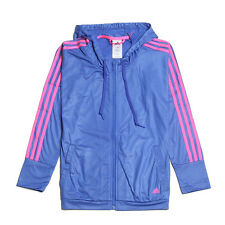 Adidas girls/womans hooded tracktop size xxs