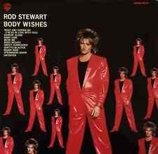 ROD STEWART - Body Wishes (LP) (VG-/VG+)