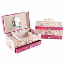 Floss & Rock Rainbow Woodland Musical Jewellery Box Girls Trinket Box Gift