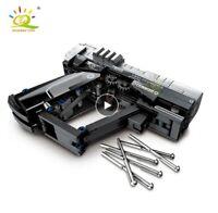 M PISTOLA GIOCATTOLO COSTRUZIONI 364 PZ TIPO LEGO TECHNIC FUNZIONANTE IDEA REGAL