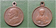 *NH* Medaglia papa Leone XIII - religiosa - Rara