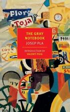 The Gray Notebook (New York Review Books Classics), Pla, Josep, Good Condition,
