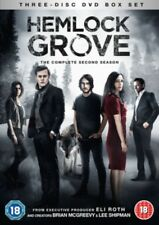 Hemlock Grove: The Complete Second Season DVD *NEW & SEALED*