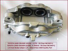 TOYOTA LAND CRUISER (vdj200-4.5td/uzj200-4.7p) V8 PINZA DE FRENO FRONTAL
