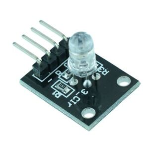 5mm RGB LED Module Arduino Raspberry Pi